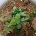 Guay Teiw (clear noodles soup)  - <p>Guay Teiw is Thai noodles soup. Choose your own choice about meat or vegetarian or vegan. We also do gluten free food. </p>