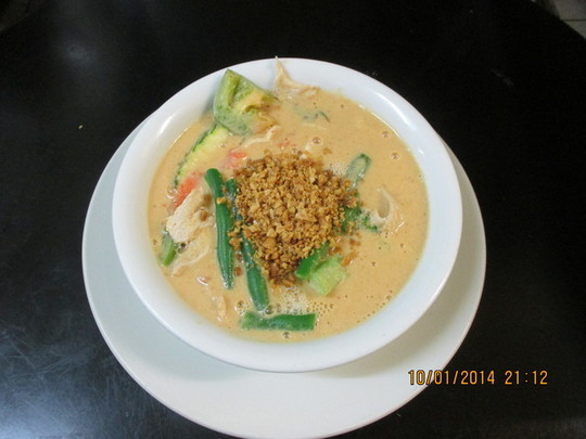 29. Panang (Dried Curry)